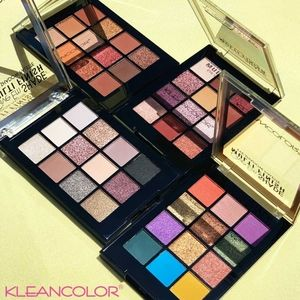 RESERVED - KLEANCOLOR - GIVE EM SHADE COLLECTION